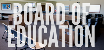 Board of Education Meeting Schedules