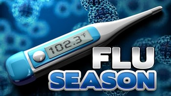 Flu season is in FULL swing! Click below for helpful tips...
