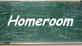 2019-20 Homeroom Announcement