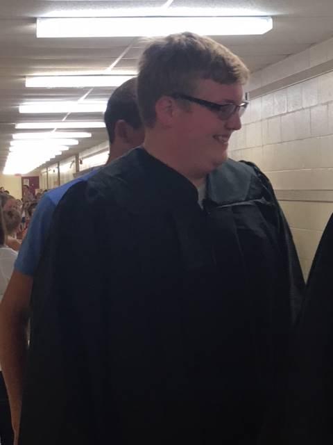 Graduating Seniors Visit FHE!
