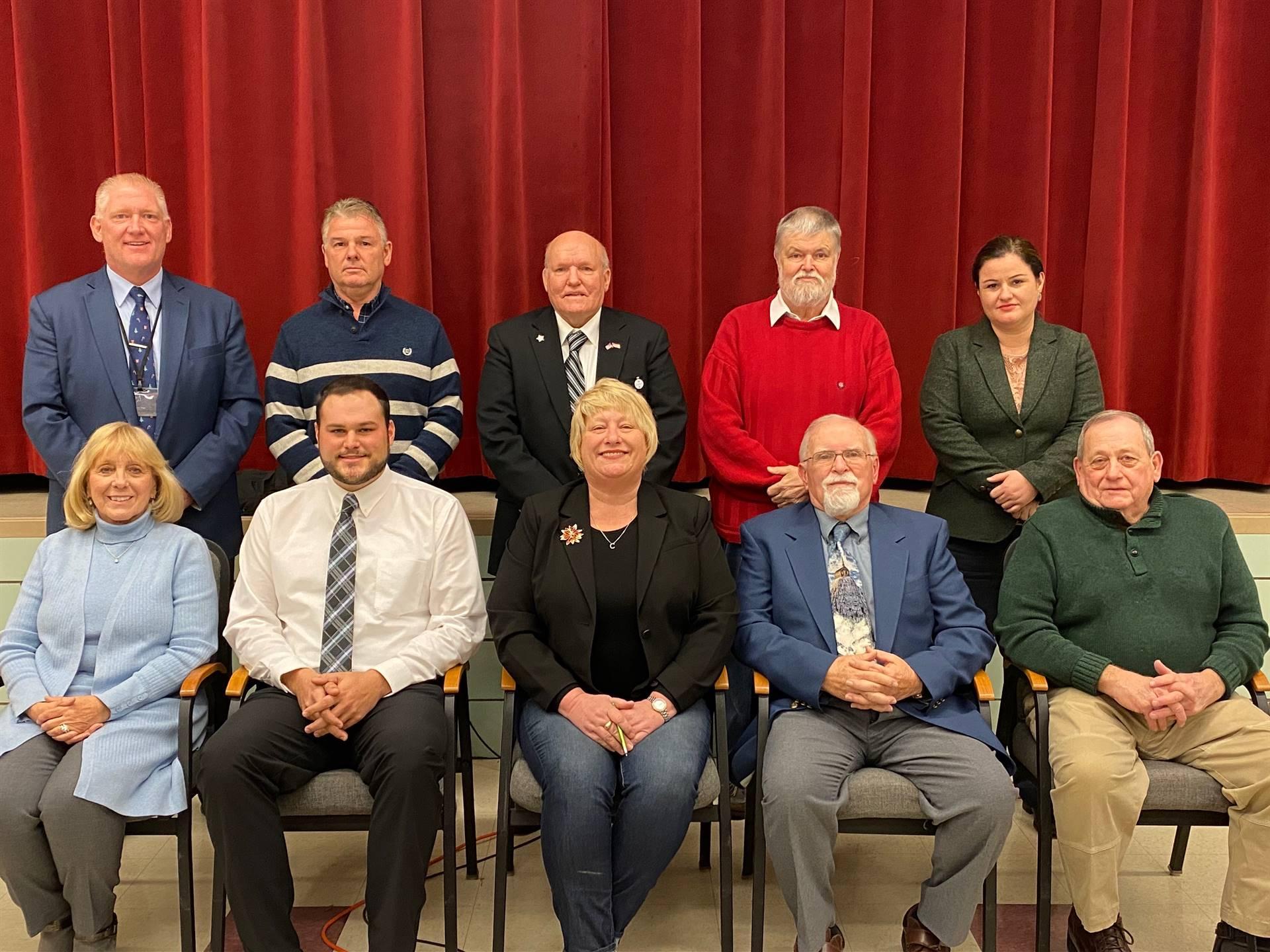 2020 AGASD Board of Education