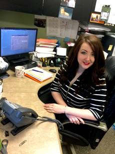 Jennifer Shwallon - Payroll Secretary