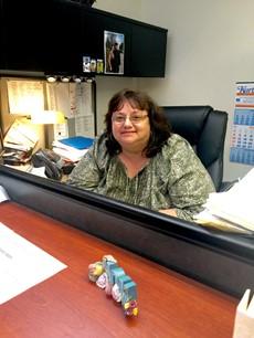 Debbie Burnett - AP Secretary