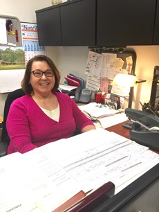 Rose Smochinsky - Federal Programs Secretary