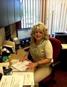 Marianne Muzika - Special Education Secretary / Tax Clerk