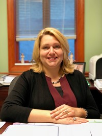 Sharon Berkshire - Confidential Secretary II / PIMS Coordinator II